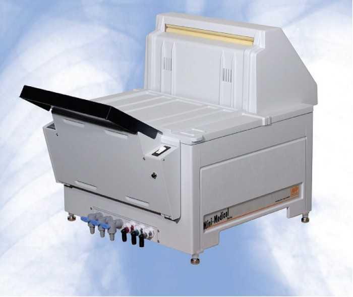 máy rửa phim X quang