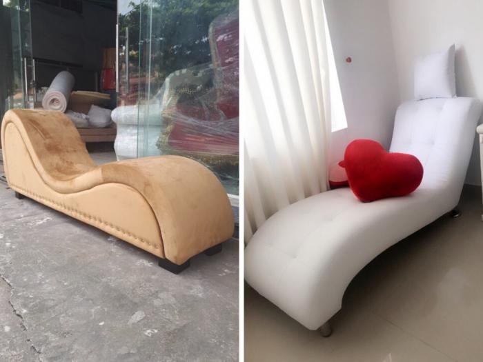 Ghế sofa tình yêu giá rẻ TPHCM