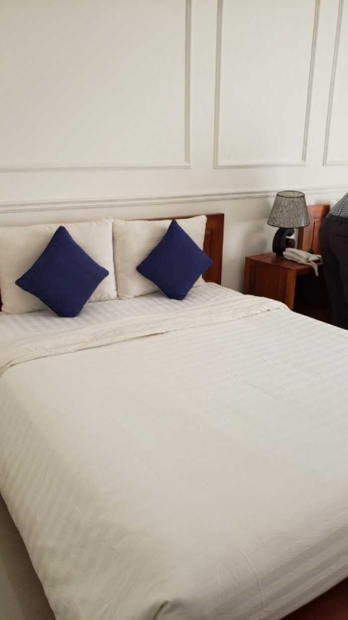 Bộ chăn ra gối khách sạn đẹp(3)