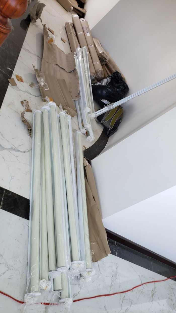 Những sai lầm thường mắc phải khi lắp rèm cửa căn hộ, chung cư
