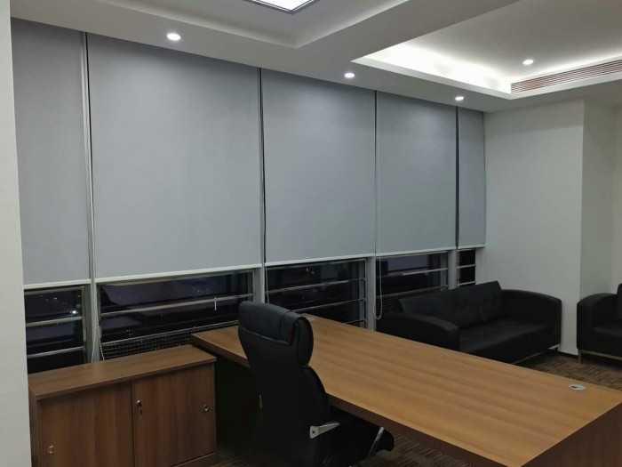 Tổng hợp các mẫu rèm cửa văn phòng đẹp, chống nắng, cách nhiệt tốt