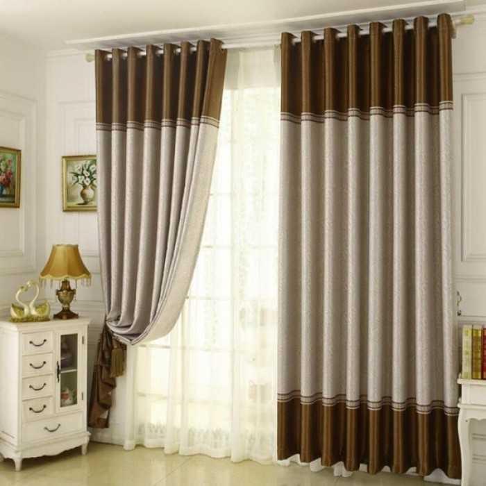 Mẫu rèm cửa chống nắng cách nhiệt đẹp, giá rẻ được ưa chuộng nhất