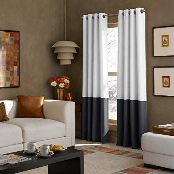 Tổng hợp các mẫu rèm cửa phòng khách đẹp, sang trọng