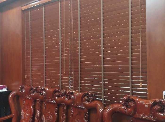 Giá rèm gỗ, tre trúc