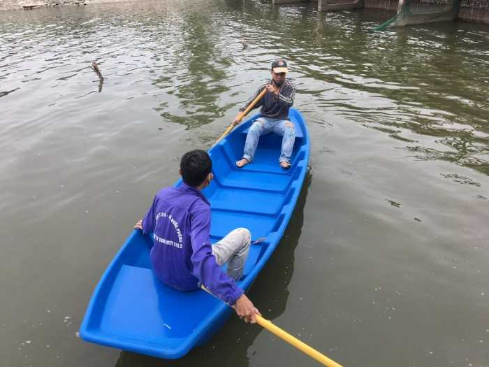 Thuyền Composite du lịch - MuaBanNhanh