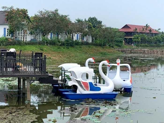 Mua thuyềnđạp vịt tại Hà Nội - MuaBanNhanh