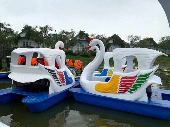 Mua thuyền đạp vịt Hà Nội - MuaBanNhanh