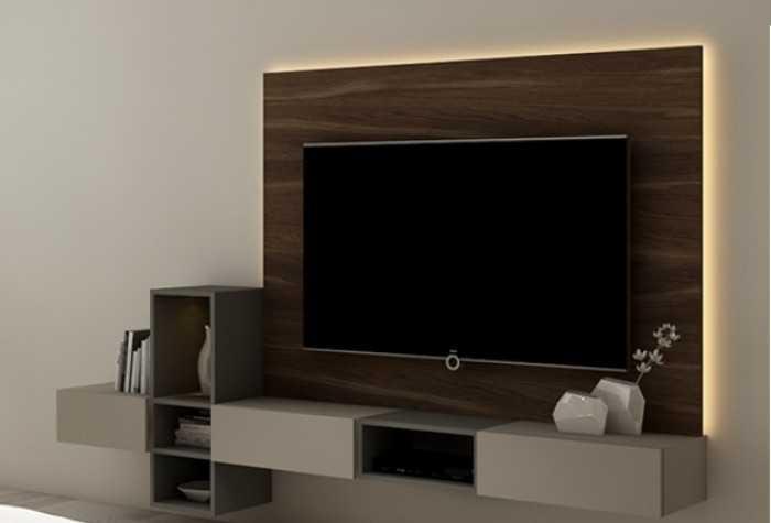 Các mẫu kệ tivi phòng ngủ đẹp hiện đại mới nhất hiện nay