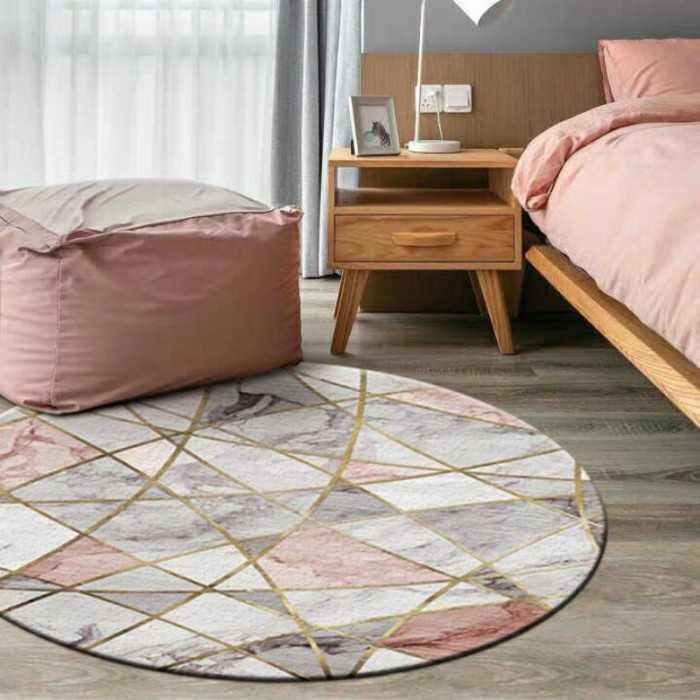 Các mẫu thảm trải sàn phòng ngủ đẹp, êm chân được ưa chuộng nhất