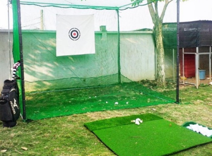 Thảm, lều tập Golf - MuaBanNhanh