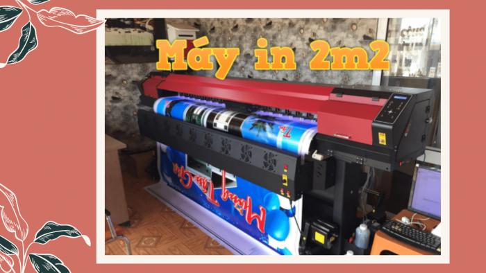 Máy in HY2200 - 2 đầu phun EPSON