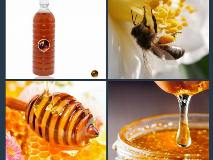mật ong quà tặng mẹ
