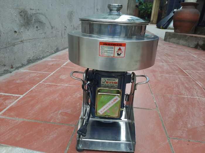 ưu điểm của máy xay giò chả gia đình, xay nguyên liệu nhuyễn, mịn, tiện lợi