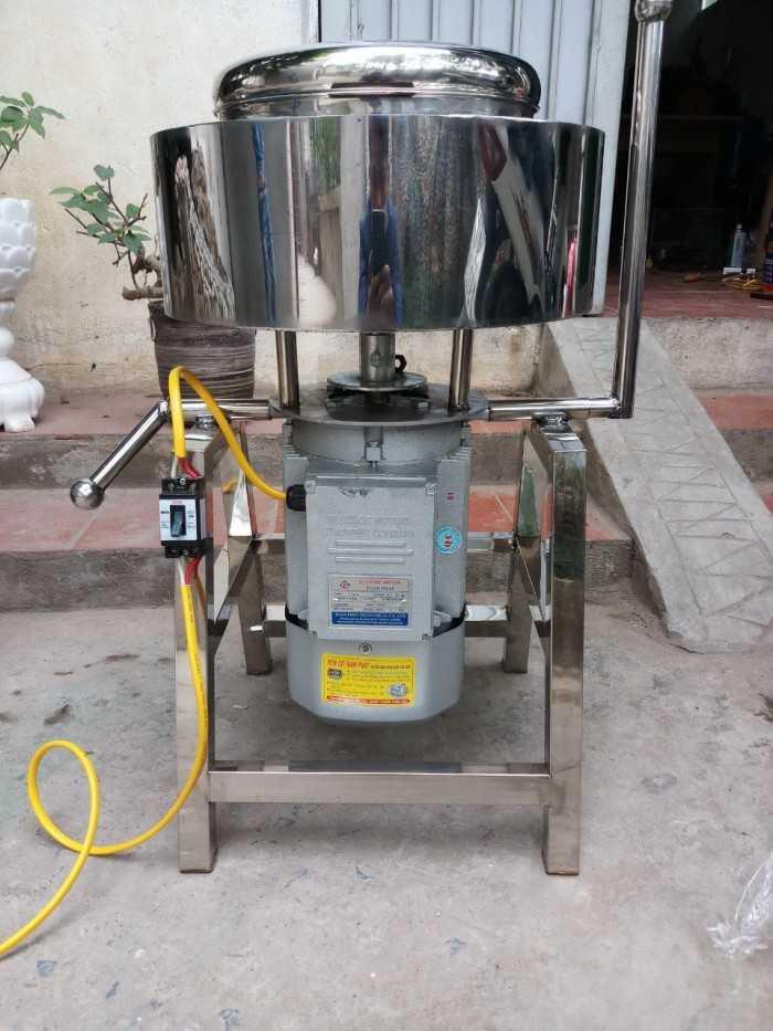 máy xay giò chả làm bằng chất liệu inox cao cấp