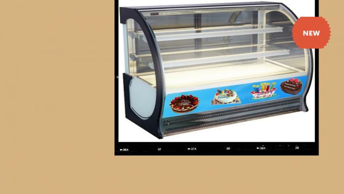 Tủ mát trưng bày bánh kem SANAKY 1800 LÍT