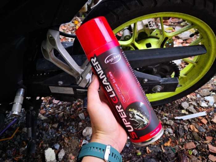 Dung dịch vệ sinh sên xe máy Socare Chain Cleaner - MuaBanNhanh