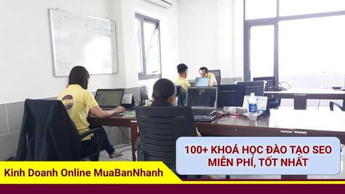 100+ Khóa học đào tạo SEO miễn phí tốt nhất