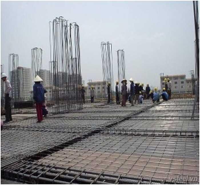 Lưới thép hàn công trình - MuaBanNhanh