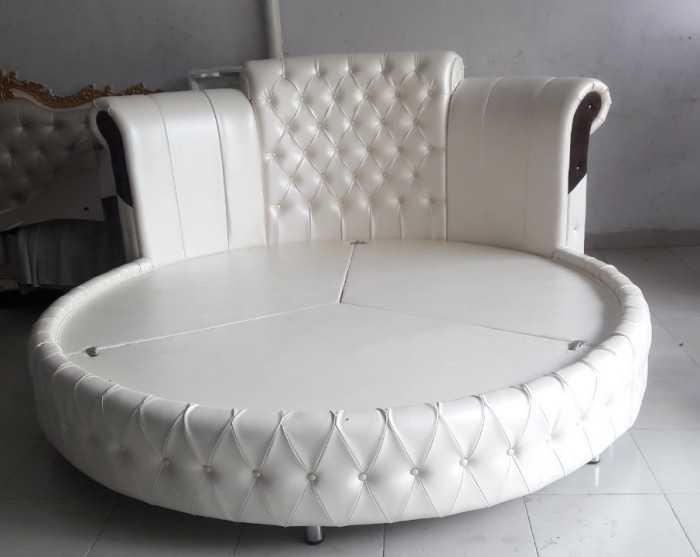giường tròn