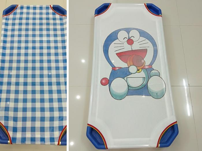 Địa chỉ mua giường lưới cho bé tại Đà Nẵng - Nhận sản xuất giường lưới theo yêu cầu từ trường mầm non