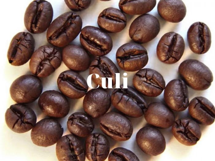 mùi vị cà phê culi