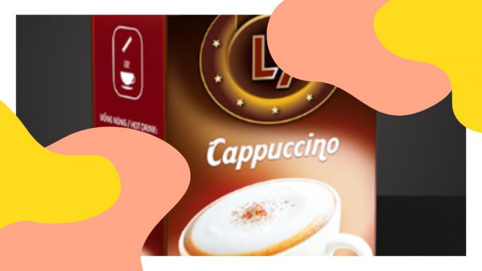 Cà phê hòa tan Capuccino L7