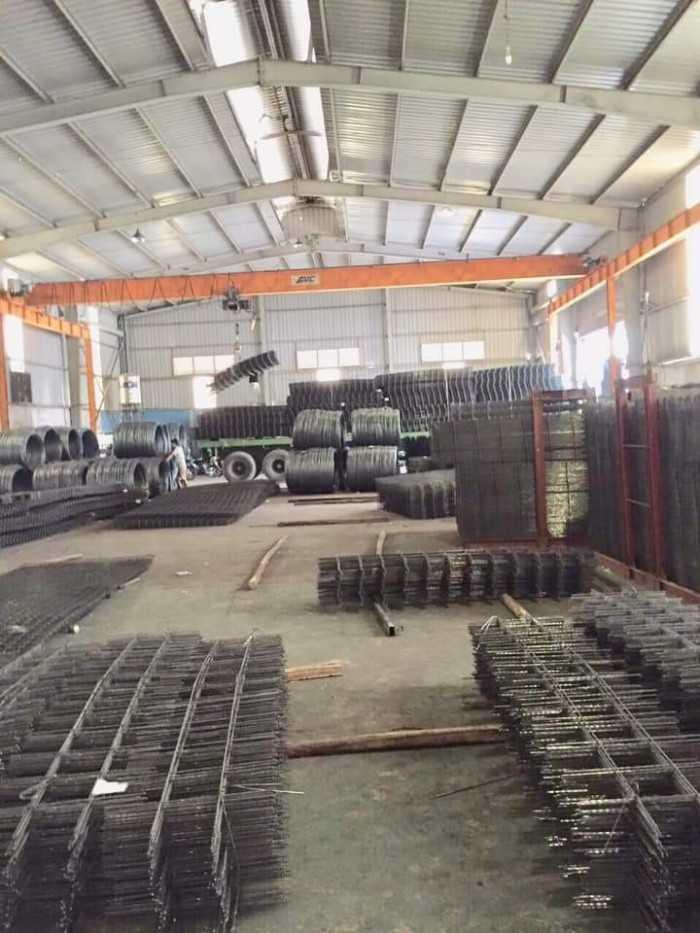 Xưởng lưới thép hàn - MuaBanNhanh