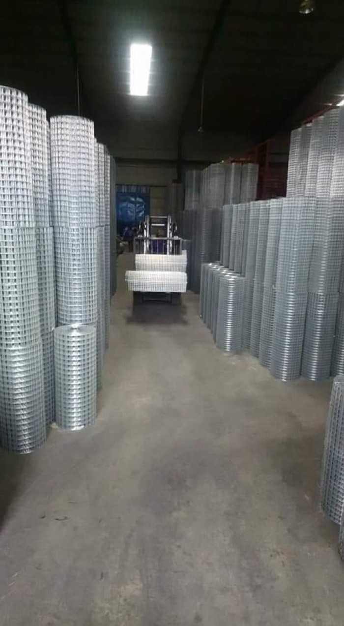 Sản xuất lưới thép hàn - MuaBanNhanh