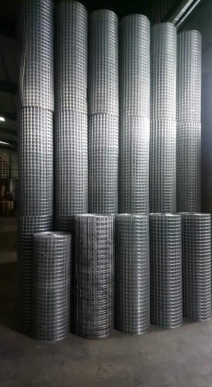 Quy trình sản xuất lưới thép hàn - MuaBanNhanh