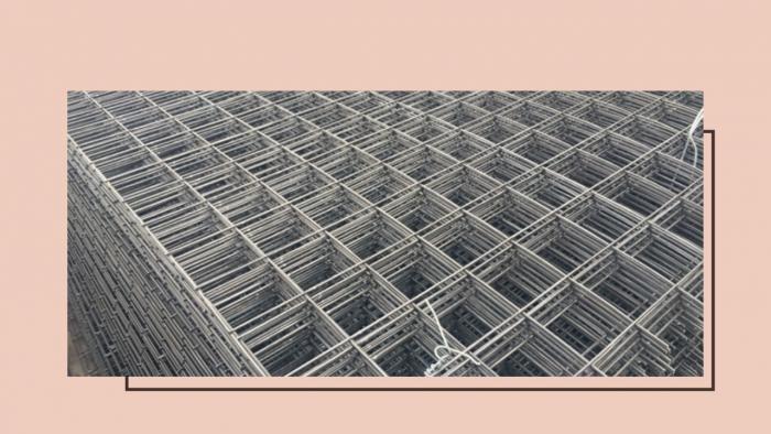Tấm lưới thép hàn