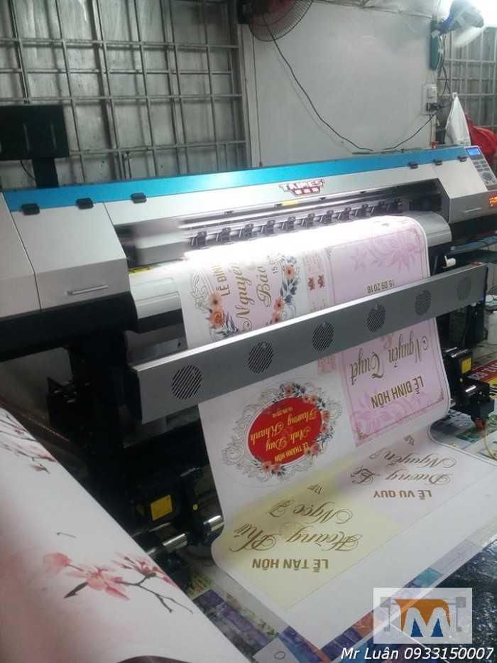 Máy in bạt giá rẻ - MuaBanNhanh