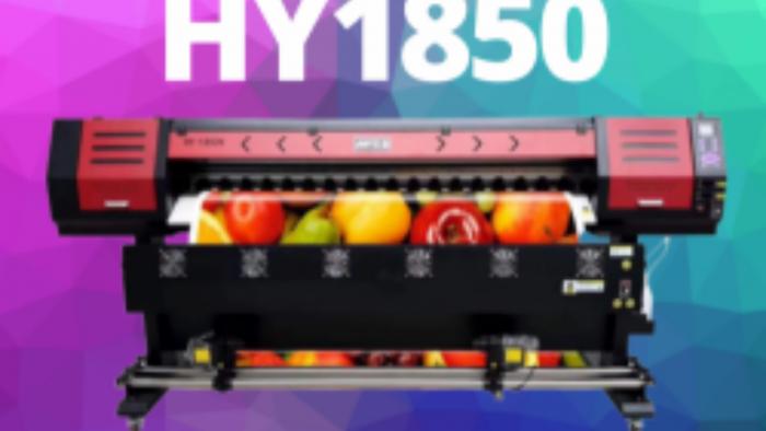 Máy in khổ 1m85 HongYing HY1850