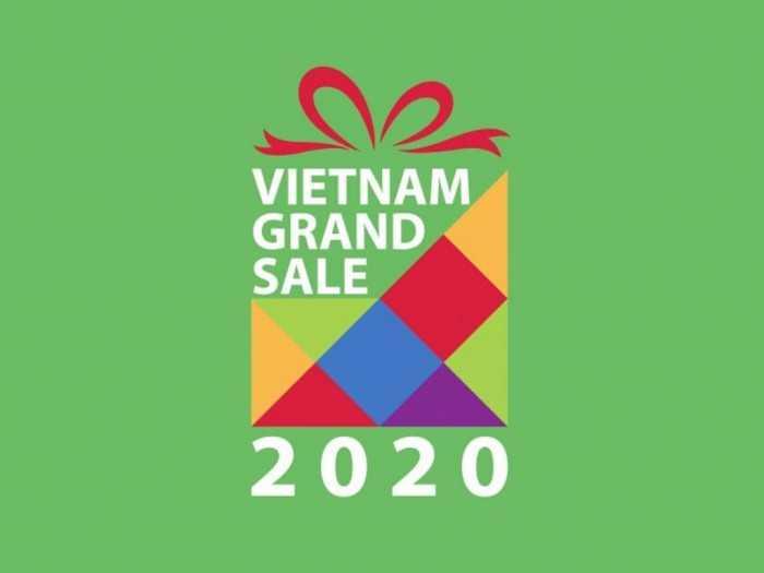 MuaBanNhanh - Vietnam Grand Sale 2020 - Tháng khuyến mại tập trung quốc gia 2020
