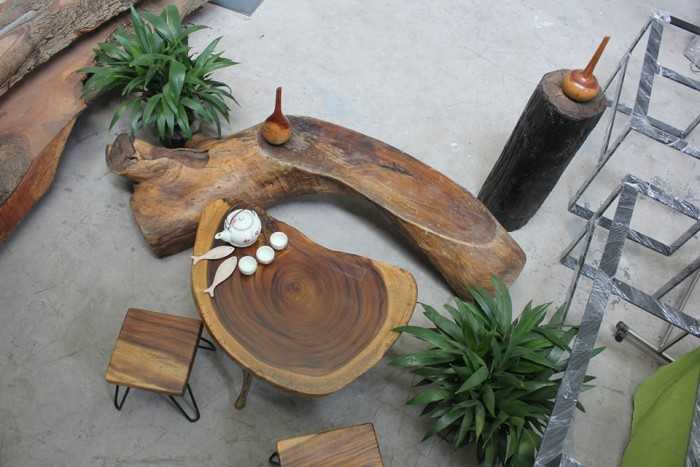 Mặt bàn gỗ tự nhiên tuyệt đẹp - MuaBanNhanh