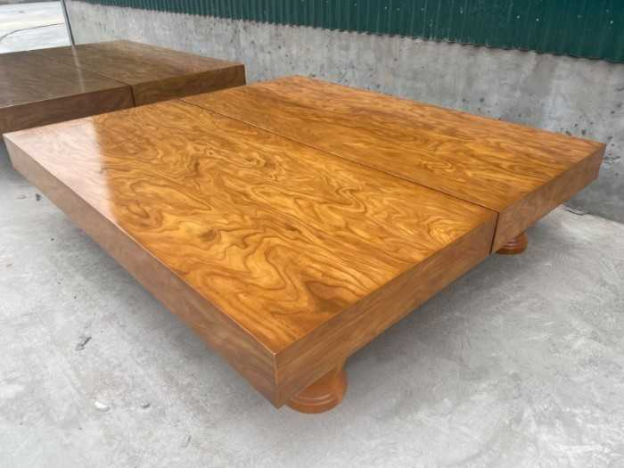 phản gỗ đóng hộp