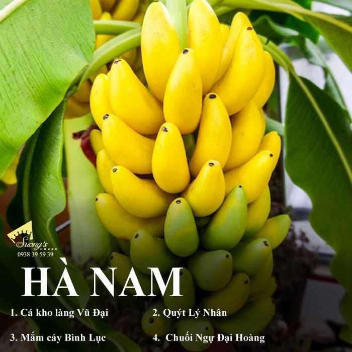 Đặc sản Hà Nam