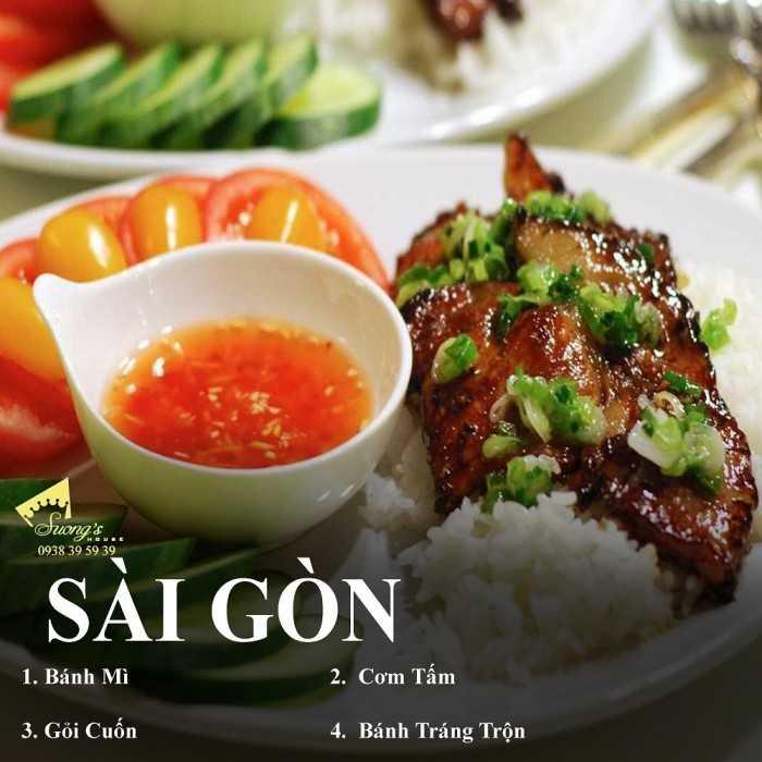 Đặc sản Sài Gòn