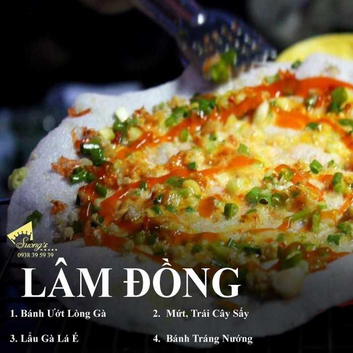 Đặc sản Lâm Đồng