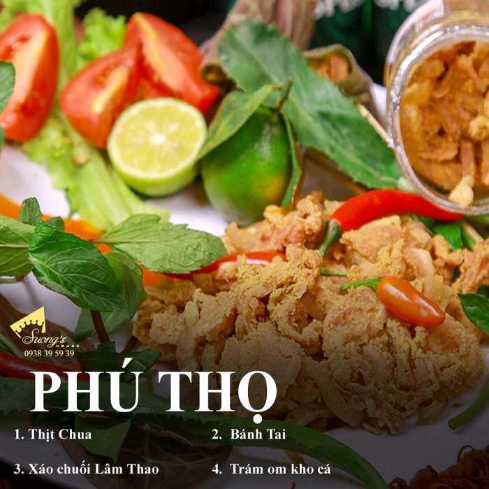 Đặc sản Phú Thọ