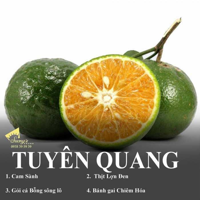 Đặc sản Tuyên Quang
