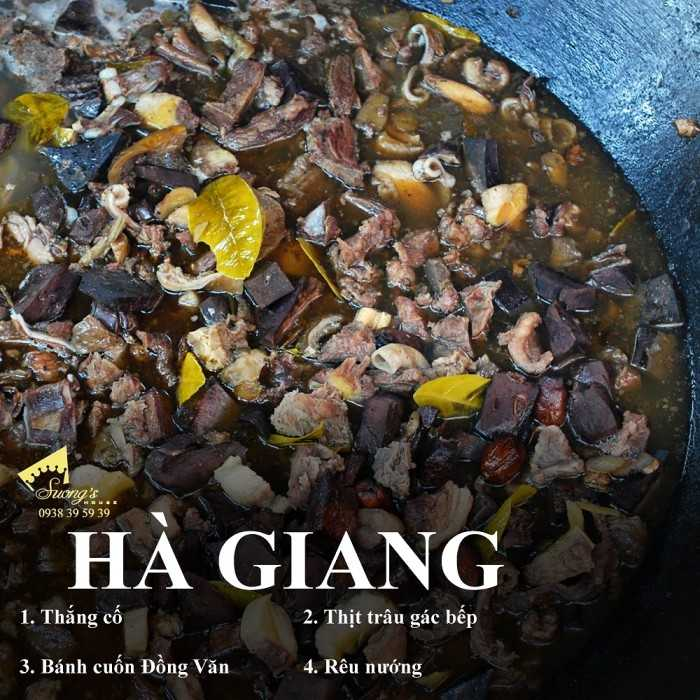 Đặc sản Hà Giang