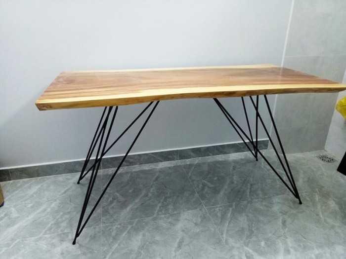 Chân bàn sắt nghệ thuật - Ảnh: 3