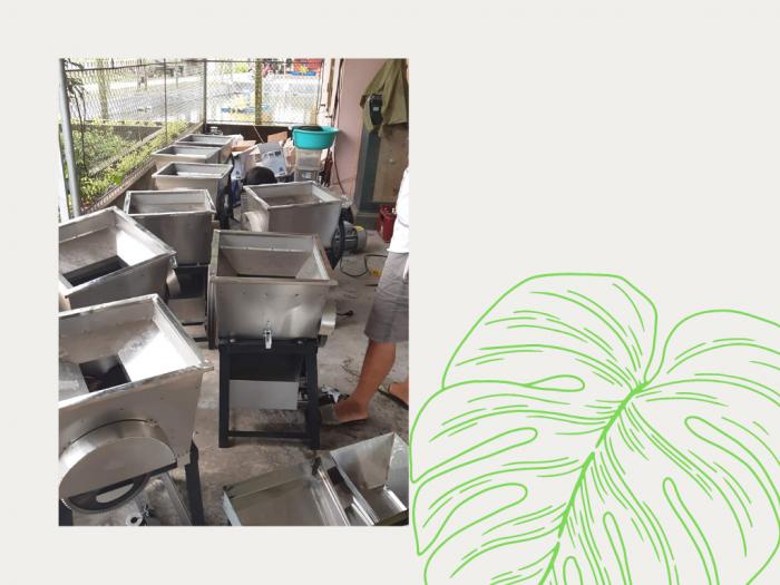Máy sản xuất thức ăn chăn nuôi uy tín tại MuaBanNhanh