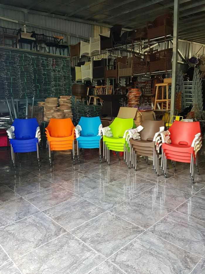 Mua ghế nhựa bền, đẹp, chất lượng