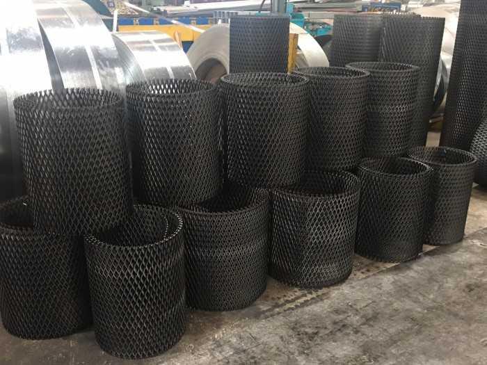 Lưới thép dập giãn Hà Nội - Cung cấp lưới thép các loại