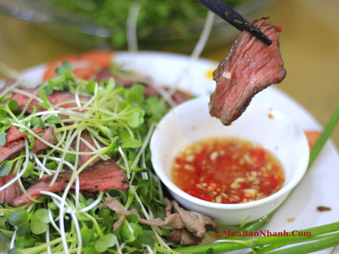 Vendor ẩm thực các món ăn sáng, ăn trưa cho quán cà phê sân vườn, cà phê văn phòng, cà phê doanh nhân Sài Gòn