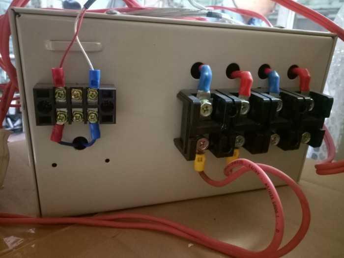 Bộ điều khiển điện trở
