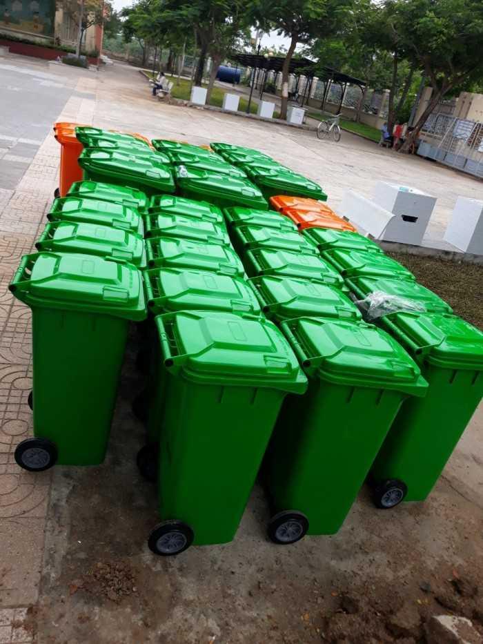 Mua thùng đựng rác, thùng đựng rác công nghiệp, thùng đựng rác thải nguy hại
