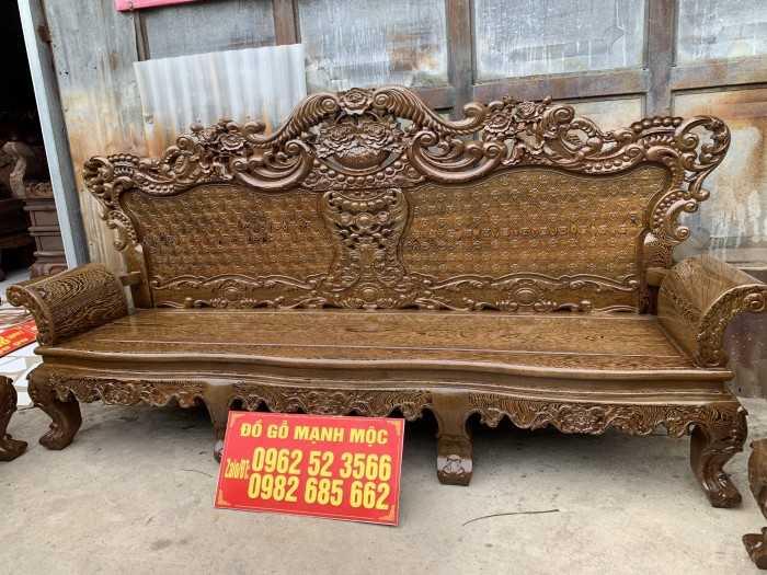 Các mẫu bàn ghế gỗ phòng khách, những mẫu bàn ghế gỗ phòng khách đơn giản