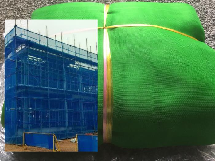 Báo giá lưới an toàn công trình xây dựng - chắn bụi, chống rơi, hứng đỡ, che tầm nhìn, bảo vệ công trường